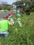 2015 1ra Jornda de Limpieza y Reciclaje